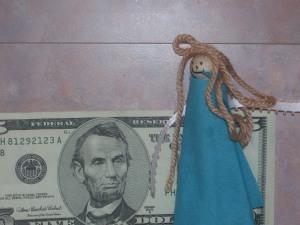 Finance Doll