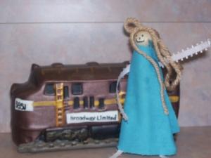 Travel Doll